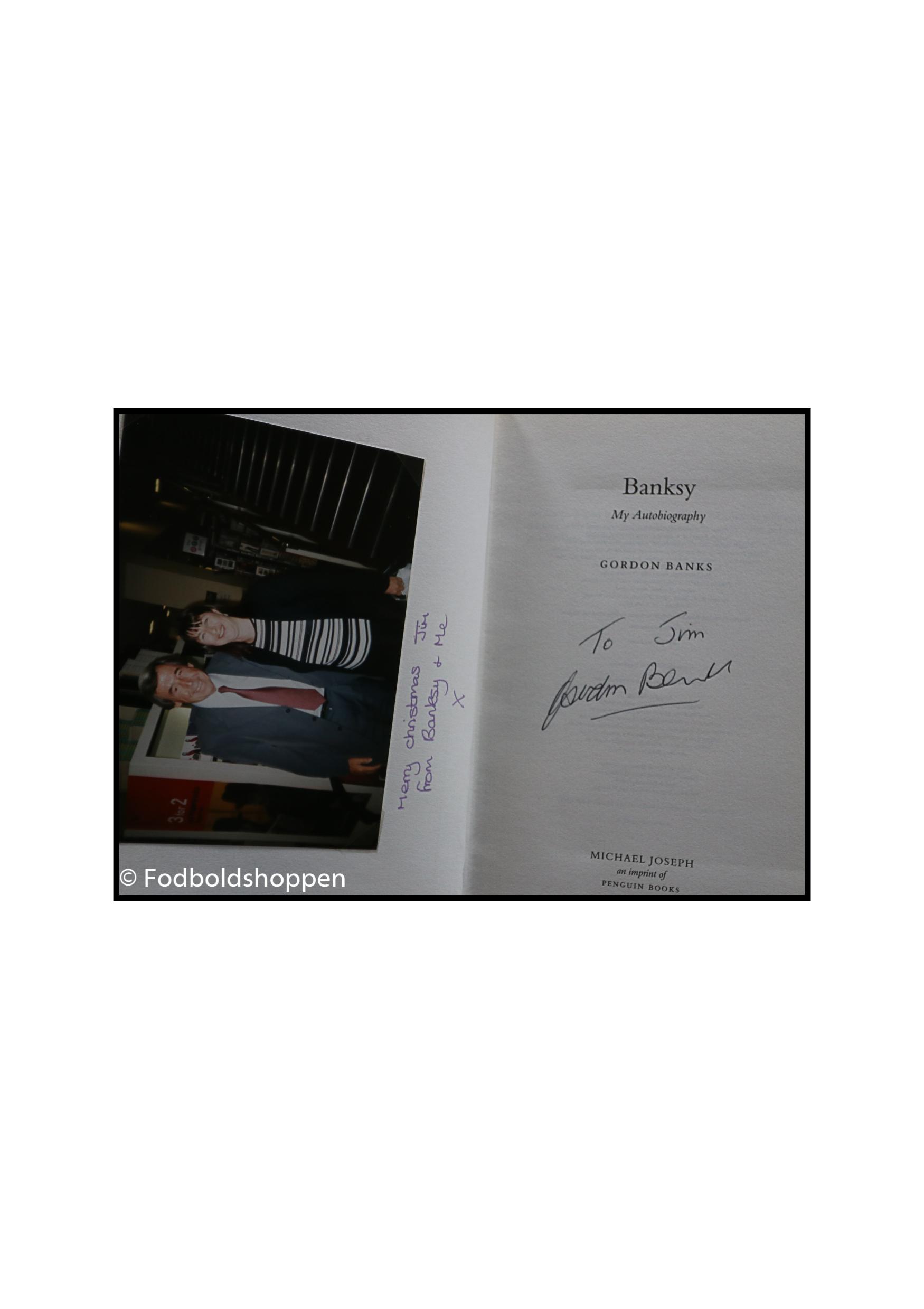 Banksy - Signature