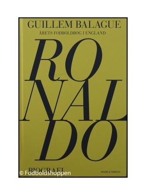 Christiano Ronaldo Biografi (GUL)