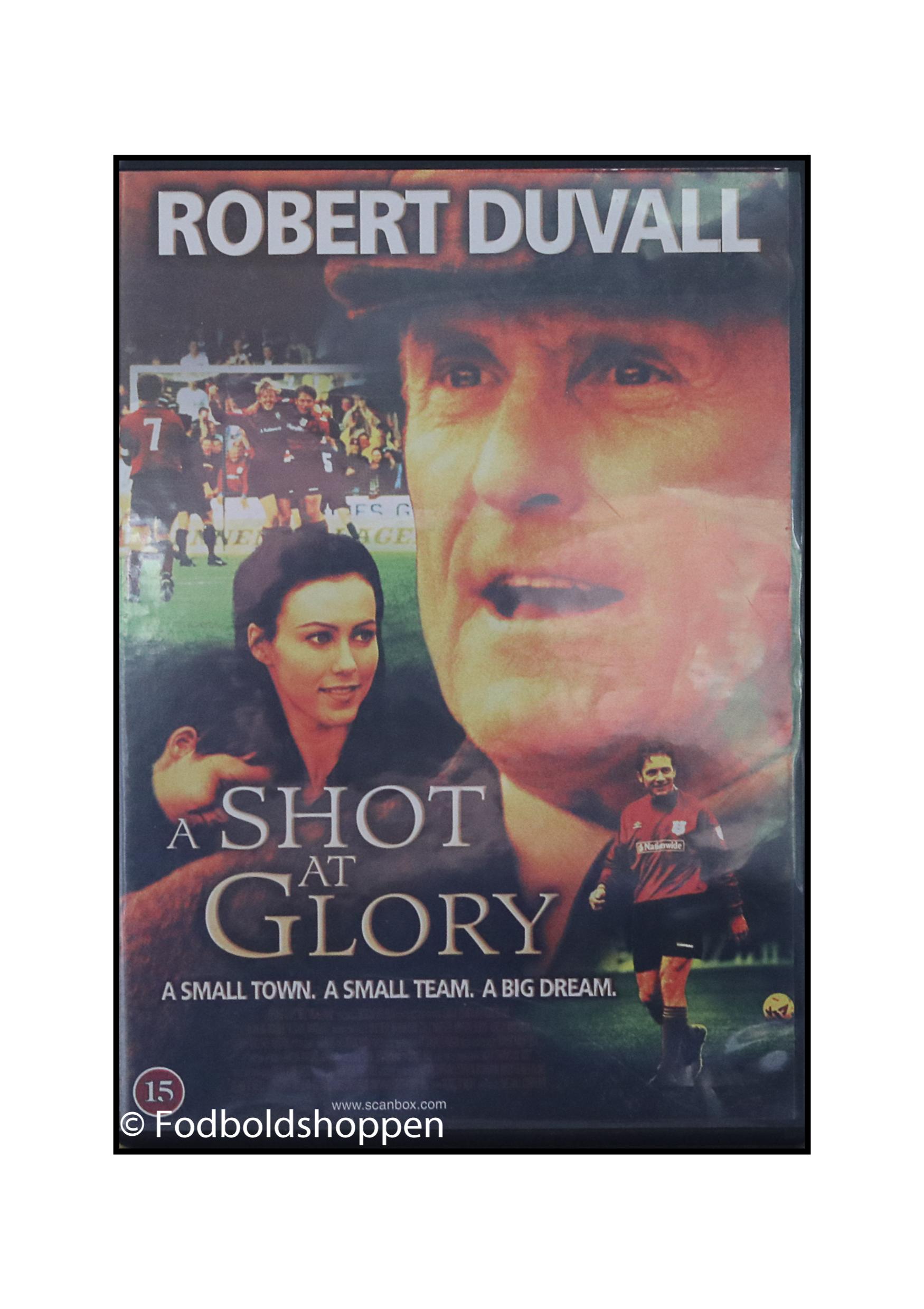 DVD - A SHOT AT GLORY