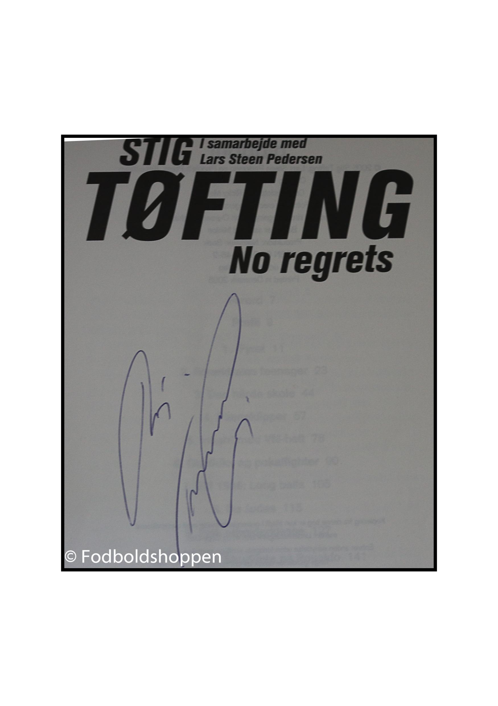 Stig Tøfting - No Regrets