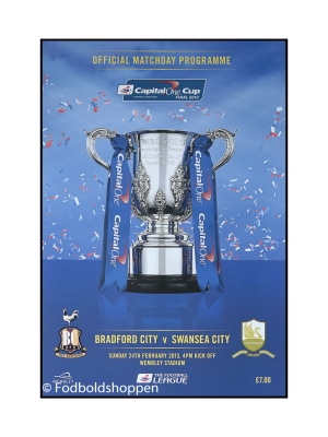 Capital On Cup Finale 2013 – Bradford – Swansea