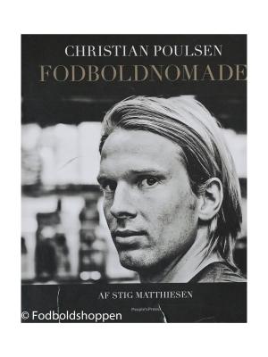 Christian Poulsen – Fodboldnomade (Skade forside)