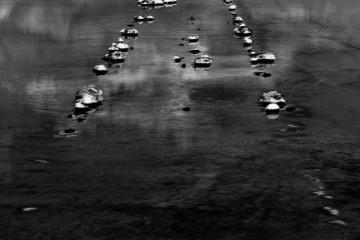 Over water © Sonja Van Aerde
