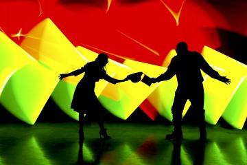 Dancing in color © Ann Bonte