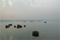 Vroege ochtend op de Mekong © Frida Baeteman