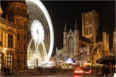 Kerstsfeer in Gent © Robert Van Maele