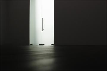 Gesloten deur © Ulric Demeter