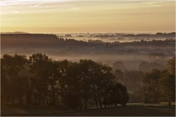 Misty Morning © Jorn Brewaeys