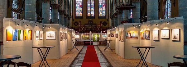 Vernissage OVU - Leo Baekeland Fototentoonstelling @ Kerk Groot Begijnhof | Gent | Vlaanderen | België