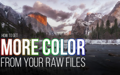 Get More Colors from RAW