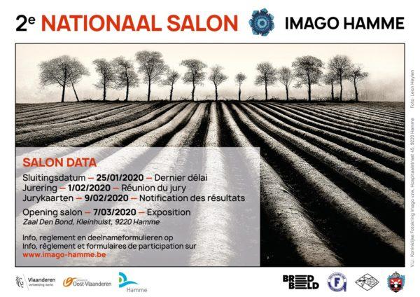Opening 2de Nationaal Salon - Imago Hamme @ Zaal Den Bond | Hamme | Vlaanderen | België