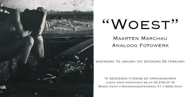 Maarten Marchau - Woest 2020