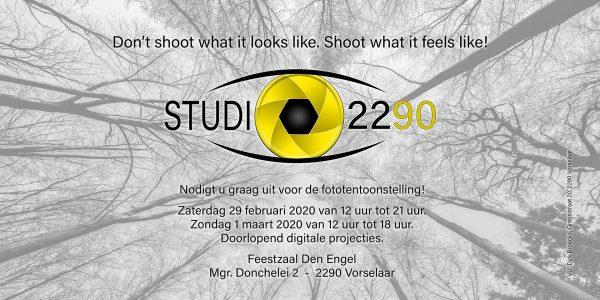 Fototentoonstelling STUDIO 2290 - Vorselaar @ Feestzaal Den Engel | Vorselaar | Vlaanderen | België