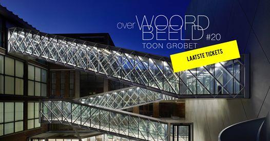 KISP - WoB#20: Toon Grobert - Architectuurfotografie --> ANNULATIE @ Aula campus Mariakerke Arteveldehogeschool | Gent | Vlaanderen | België