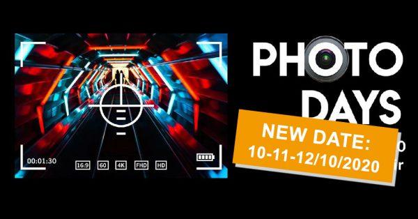 PHOTO DAYS - Salon van de fotografie ---> Verplaatst naar oktober wegen Coronavirus @ Expohal 7 - Brussel | Brussel | Brussels Hoofdstedelijk Gewest | België