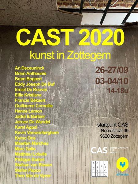 CAST 2020 - Kunstroute Zottegem @ Startpunt CAS | Zottegem | Vlaanderen | België