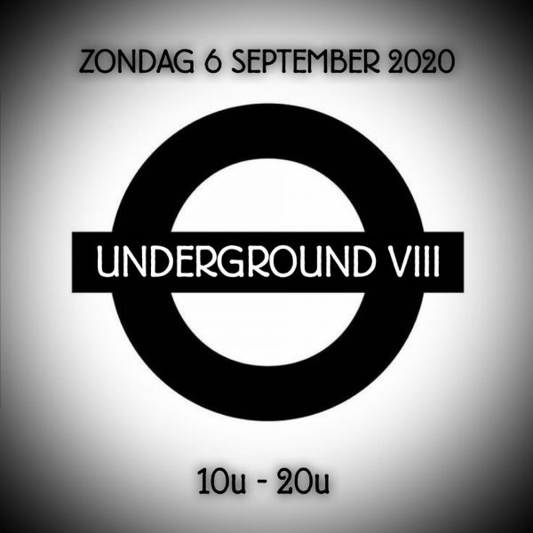 Underground VIII - Fototentoonstelling Dirk Janssens @ Huurland | Gent | Vlaanderen | België