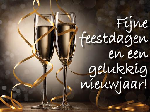 Nieuwjaarsdrink Fodifi - enkel voor leden @ 'In eigen huis'