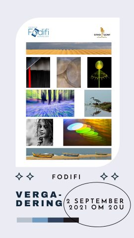 Welkom Flyer Fodifi