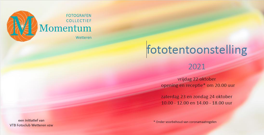 Opening Fototentoonstelling Fotografencollectief Momentum Wetteren @ De Poort | Wetteren | Vlaanderen | België