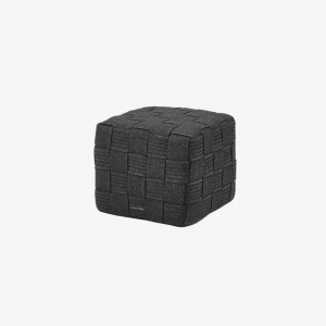 Cane-Line Cube fodskammel