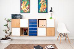 Møbler til indretning