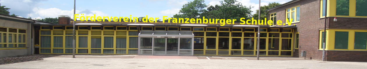 Förderverein Franzenburg