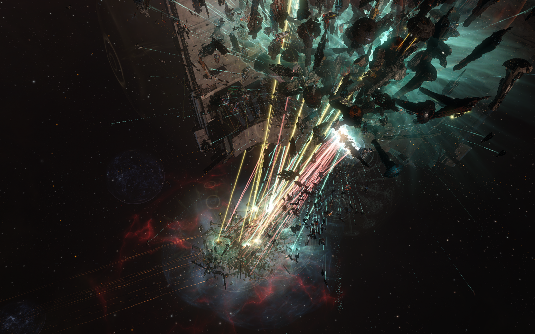 Eve Online – Battle of M2-XFE