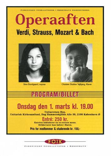 2000-03-01 Signe Bundgaard-Christen Stubbe Teglbjærg