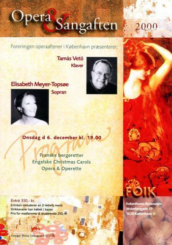 2000-12-06 Elisabeth Meyer-Topsøe-Tamás Vetö