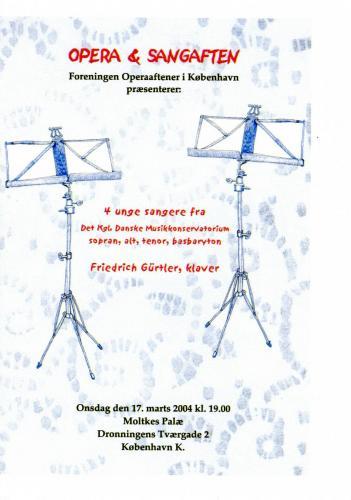 2004-03-17 - Musikkonservatorium