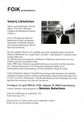 2004-04-22 - Valerij Likhatchev-Semion Balschem001