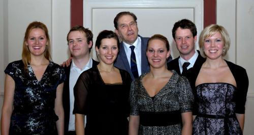 2007-02-28 Hanna Wåhlin-Ingrid Vetlesen-Joachim Bäckström-Ingeborg Schübler-Friedrich Gürtler-Erlend Tyrmi-Christel Elisabeth Smith