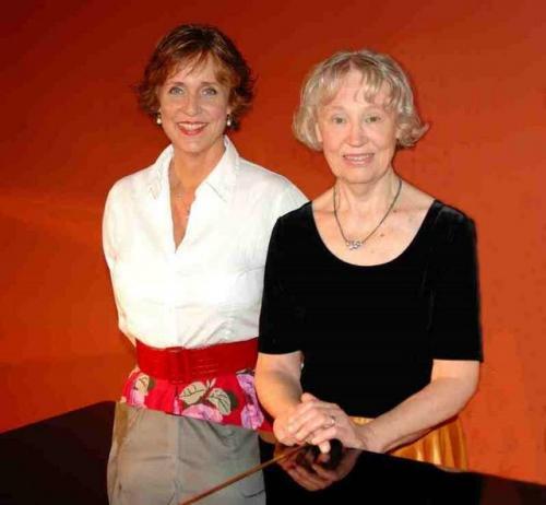 2009 11 08 Anne Margrethe Dahl, sopran, akkompagneret af pianist Tove Lønskov