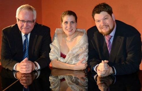 2012-10-09 pianist Tom Ernst, sopran Solveig Hjerrild og tenor Sune Hjerrild