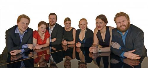 2014-02-10 Leif Jone Ølberg - Lea Quortrup - Aleksander Nohr - Sofia Wilkman, pianist - Beate Mordal - Lise Davidsen - Jens Christian Tvilum
