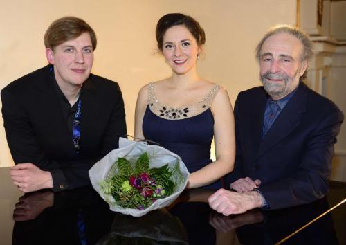 2016-03-01 Henning von Schulman - Olga Heikkilä - Semion Balschem