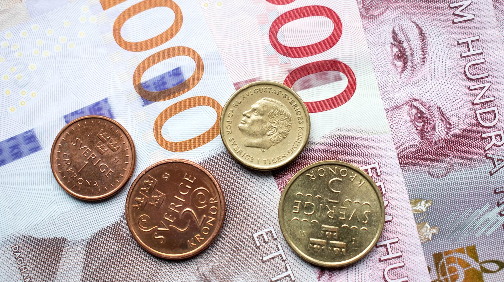 Är detta pengar eller valuta?