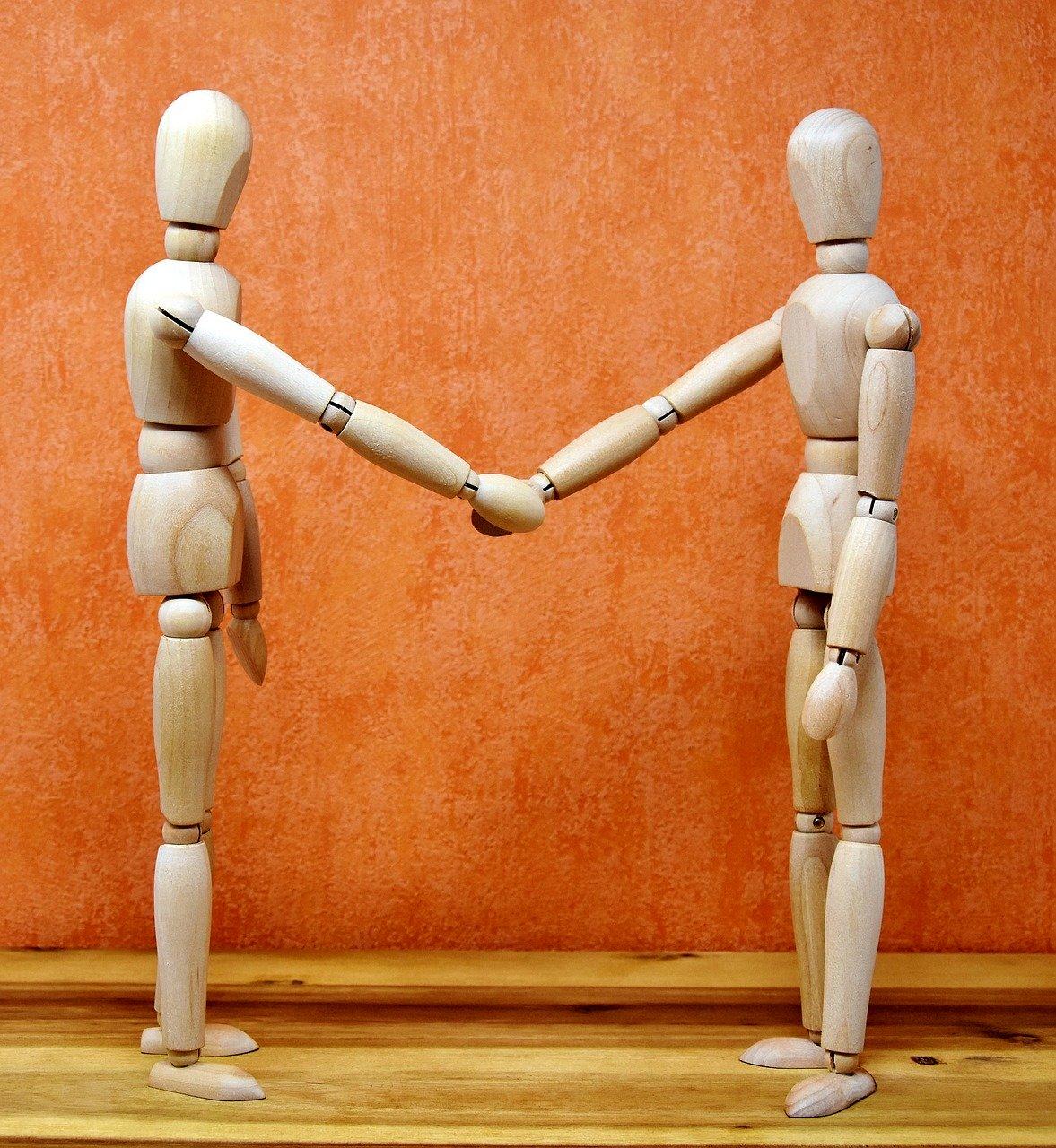 Förtroende mellan människor