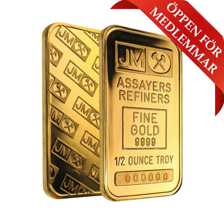 Investeringsguide till guld