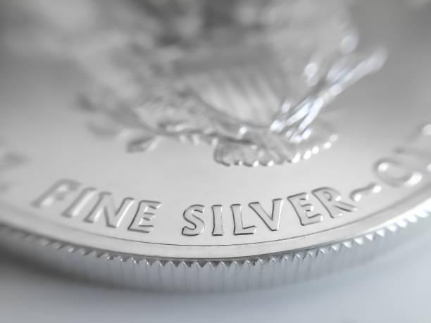 Investera i silver mynt