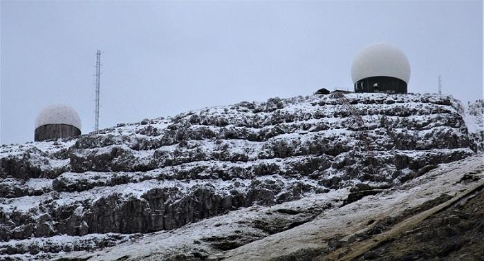 Radar på Sornfelli