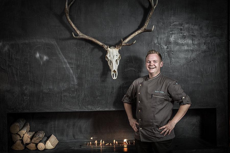 Nicolai Wiedmer Rstaurant Eckert