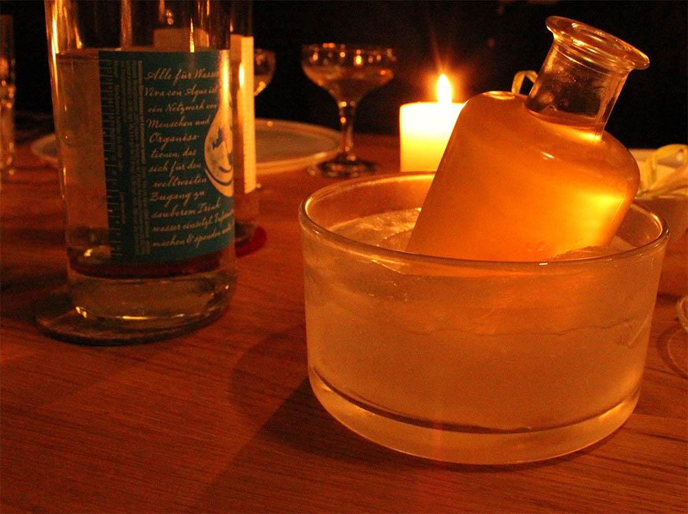 Cocktail Food Boogie für Food Blog