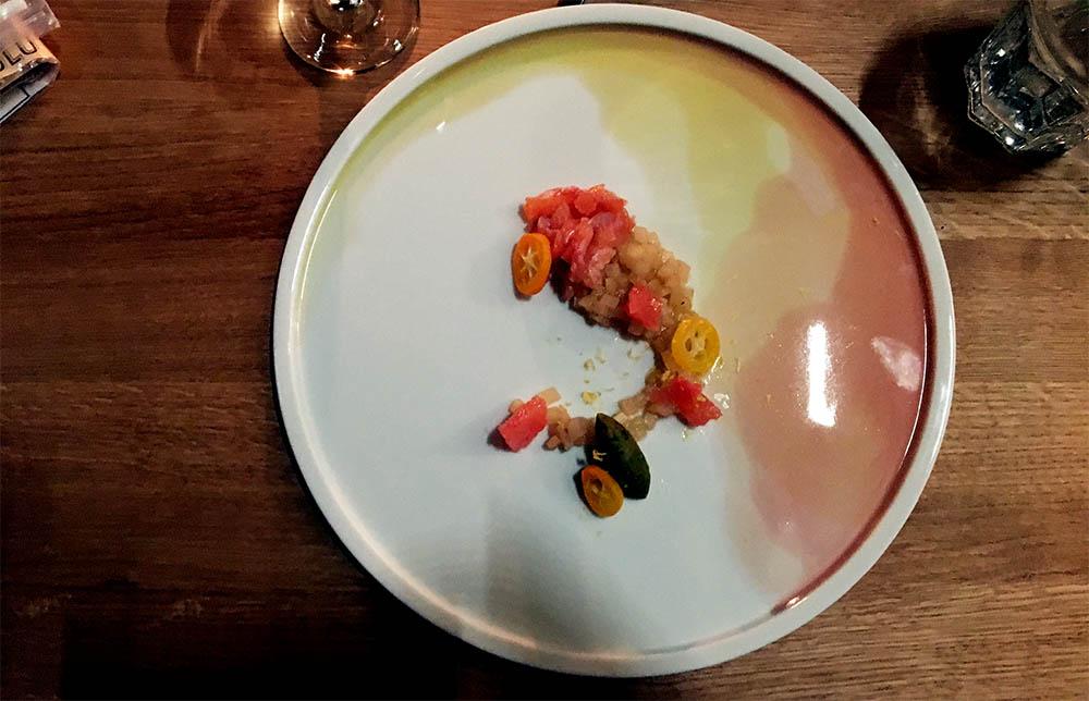 Marlene Berger Teller von Anna Badur Food Fellas
