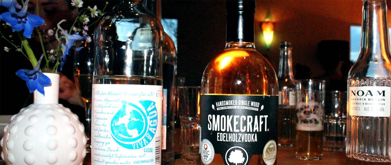 Smokedcrafted Vodka, Food Fellas Blogger