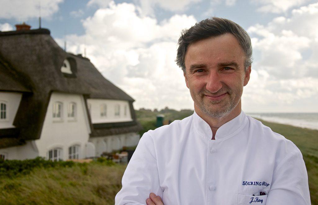 Portrait für Food Fellas von Johannes King Sylt Sölringhof Food Fellas Blog