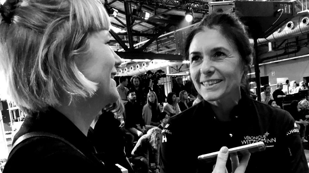 Véronique Witzigmann im Gespräch mit Food Fellas Mia