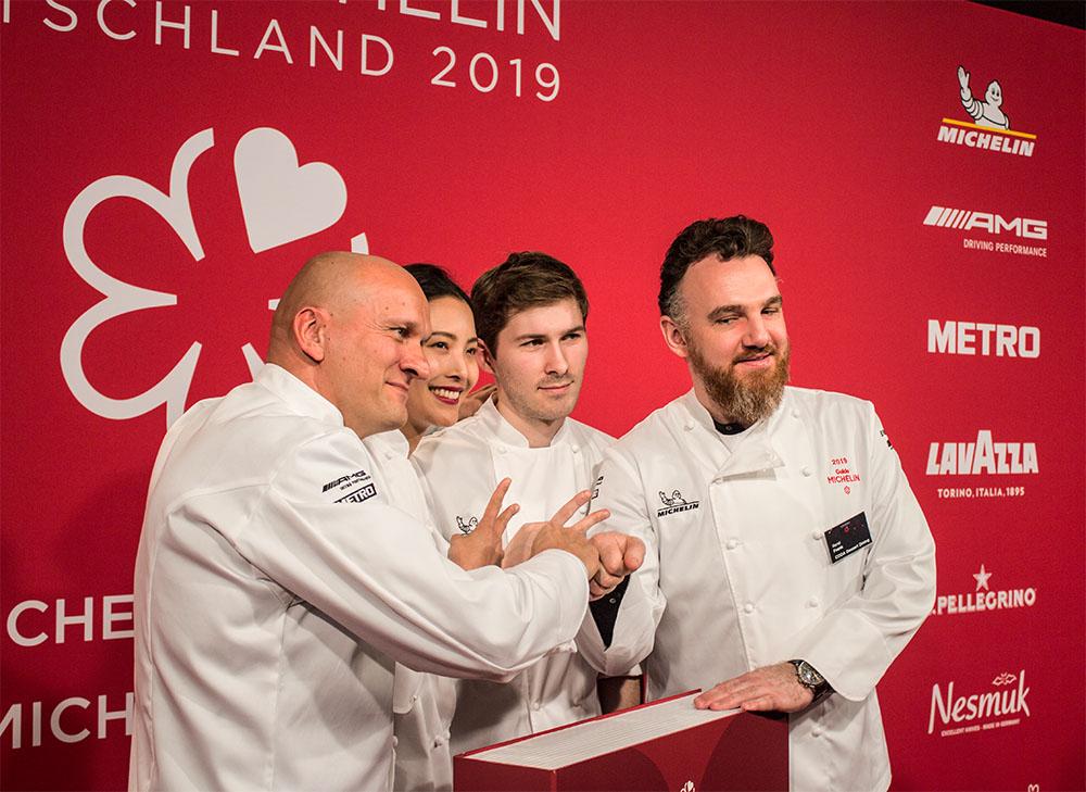 4 neue Sternerestaurants Berlin Food Fellas