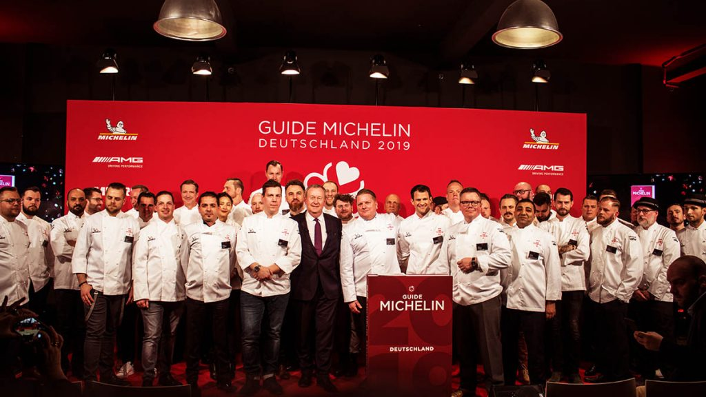 Michelin Verleihung Sternekoeche Berlin Food Fellas